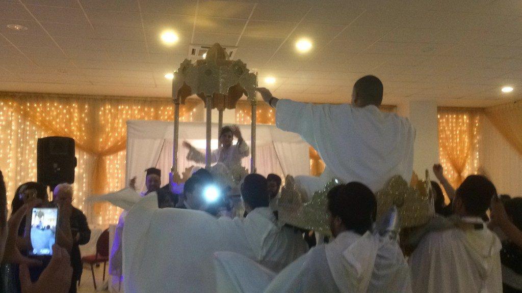 Photo Amaria + Mida mariage